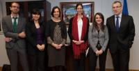Visit of representatives of the DSW to the EC