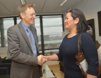 Visit of Aleqa Hammond, Greenlandic Prime Minister, to the EC