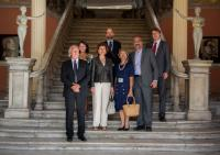 Visit of Androulla Vassiliou, Member of the EC, to Havana for the launch of the Erasmus+ programme