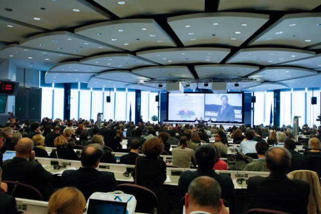Conference 'Cities of Tomorrow: Investing in Europe'