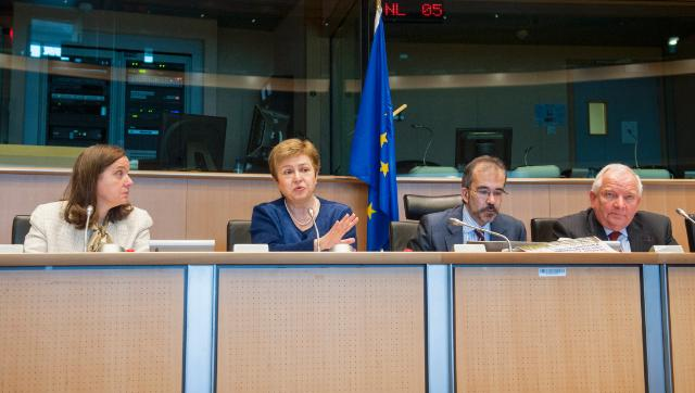 Participation of Kristalina Georgieva, Member of the EC, at the 'Farming Days', organised by the EP