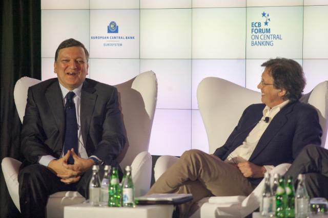 Participation of José Manuel Barroso, President of the EC, in the ECB Forum