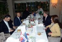 Visite de Štefan Füle, membre de la CE, en Turquie
