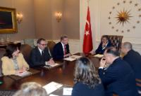 Visit by Štefan Füle, Member of the EC, to Turkey