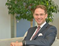 Jyrki Katainen, Vice-President of the EC in charge of Jobs, Growth, Investment and Competitiveness - Finland