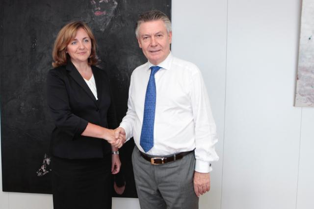 Visit of Natalia Gherman, Moldovan Deputy Prime Minister, Minister for Foreign Affairs and European Integration, to the EC
