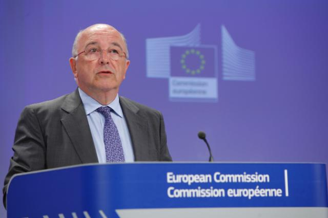 Press conference by Joaquín Almunia, Vice-President of the EC, on the fine imposed by the EC to smart card chips producers for their participation in a cartel