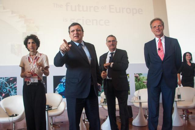 Visit of José Manuel Barroso, President of the EC, to Portugal
