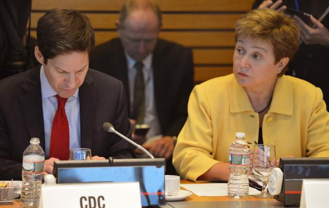 Visit of Kristalina Georgieva, Member of the EC, to the United States