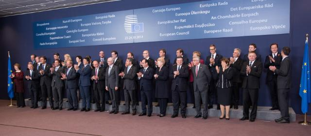 European Council of Brussels, 23-24/10/2014