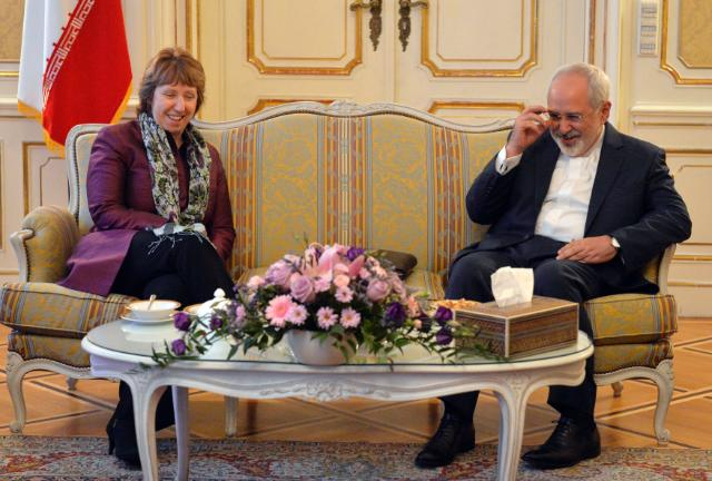 Participation of Catherine Ashton, Coordinator and negotiator for the E3+3 group in the Iran nuclear negotiations, in the E3/EU+3 nuclear talks in Vienna