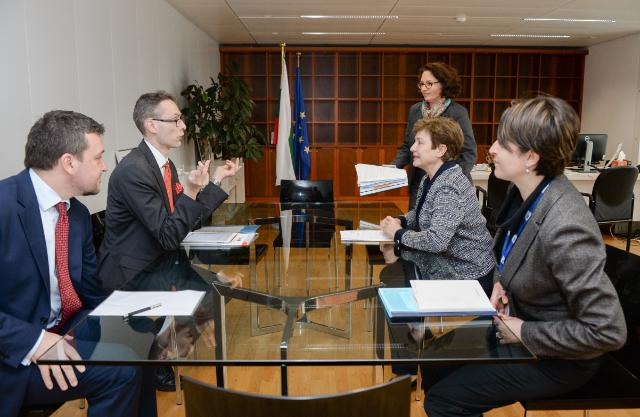 Visit of Tuomas Pöysti, Chairman of the Supervisory Committee of the OLAF, to the EC