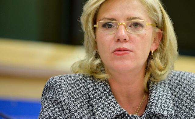 Participation de Corina Creţu, membre de la CE, à la réunion de la commission 'Développement régional' du PE