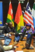 """Illustration of """"Conférence internationale de haut niveau sur Ebola, 03/03/2015"""""""
