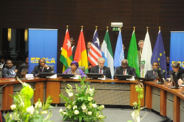 Conférence internationale de haut niveau sur Ebola, 03/03/2015