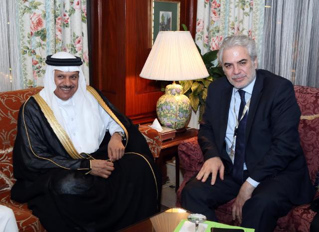 Visite de Christos Stylianides au Koweït