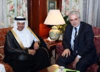 Visite de Christos Stylianides, membre de la CE, au Koweït