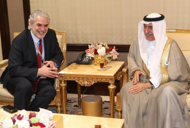 Visit by Christos Stylianides to Kuwait