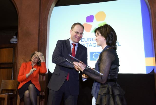 Awards Ceremony of the 2014 European Heritage Label