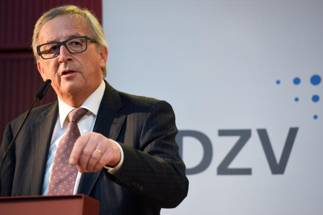 Speech by Jean-Claude Juncker, President of the EC, during a reception organised by the Federation of German Newspaper Publishers