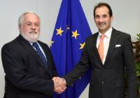 "Illustration of ""Visit of Janez Kopač, Director of the Energy Community Secretariat, to the EC"""