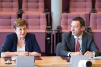 Visit of a delegation of Mayors from Bulgaria to the EC
