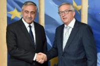 Visit of Mustafa Akinci, Leader of the Turkish Cypriot Community, to the EC