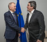 Visit of Javier Leonel Rodríguez, Argentinian Secretary of State for Policy and Institutional Coordination, and Agricultural Emergency, to the EC