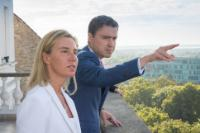 Visit of Federica Mogherini, Vice-President of the EC, to Estonia