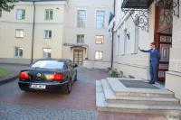 Visite de Federica Mogherini, vice-présidente de la CE, en Estonie