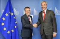 Visit of João Gomes  Cravinho, Head of the Delegation of the EU to Brazil, to the EC