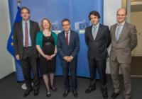 Visit of a delegation from Cerame-Unie to the EC