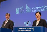 Joint press conference by Andrus Ansip, Vice-President of the EC, and Vĕra Jourová, Member of the EC, on transatlantic data transfers following the ruling of the Court of Justice of the EU in the case Schrems