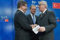 Réunion des chefs d'État ou de gouvernement de l'UE avec la Turquie, 07/03/2016