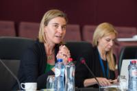 Réunion du groupe des commissaires sur l'action extérieure