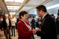 Participation of Kristalina Georgieva, Vice-President of the EC, in the 2016 World Humanitarian Summit