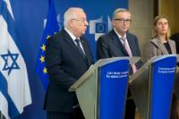 Visit of Reuven Rivlin, President of Israel, to the EC