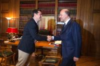 Visit of Pierre Moscovici, Member of the European Commission to Athens