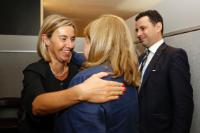 Participation of Federica Mogherini, Vice-President of the EC, in the 71th session of the United Nations General Assembly
