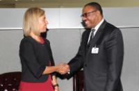 Participation de Federica Mogherini, vice-présidente de la CE, à la 71e session de l'Assemblée générale des Nations unies