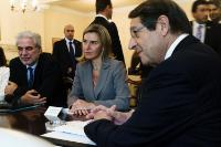 Visit of Federica Mogherini, Vice-President of the EC, and Christos Stylianides, Member of the EC, to Cyprus