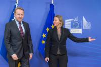 Visit of Bakir Izetbegović, Chairman of the Presidency of Bosnia and Herzegovina, to the EC
