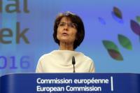 Conférence de presse de Marianne Thyssen sur le lancement de la première édition de la Semaine européenne des compétences professionnelles