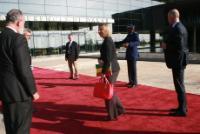 Visite de Federica Mogherini, vice-présidente de la CE, au Sénégal