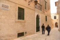 The old city of Mdina, also known as the Silent City, used to be the Capital of Malta
