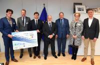 Visit of representatives of the Clean Car Coalition to the EC