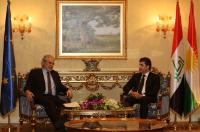 Visit by Christos Stylianides, Member of the EC, to Iraq