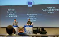 Press conference by Margrethe Vestager, Member of the EC