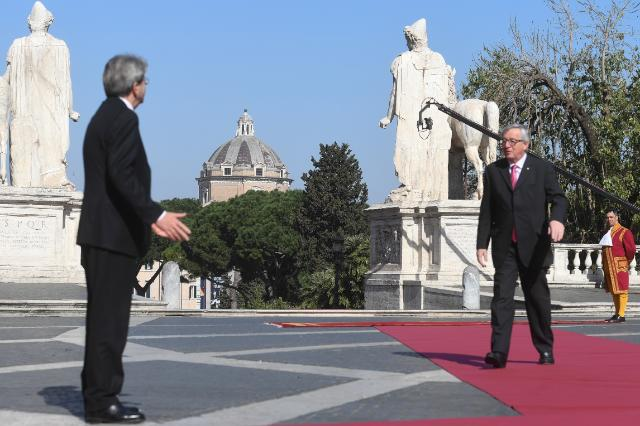 60th Anniversary of the Treaty of Rome – Rome Summit