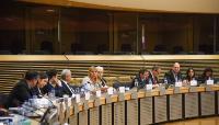 Visite d'ambassadeurs israéliens accrédités auprès des institutions européennes à la CE